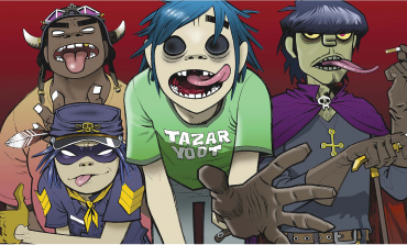 "LISTEN: Gorillaz Release New Song ""Let Me Out"" Featuring Mavis Staples and Pusha T"