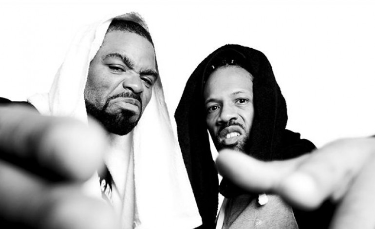 Method Man & Redman @ The Novo 2/3