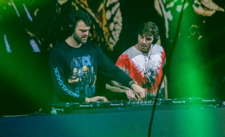 THE CHAINSMOKERS @ The American Airlines Arena 3/13