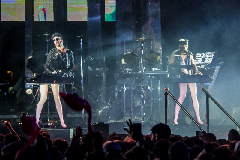 """Chromeo Show Off Their Legs in New Video for """"Juice"""""""