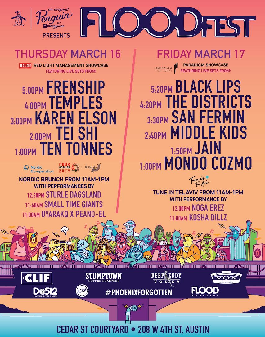 Floodfest Updated