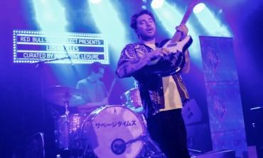 Red Bull Sound Select Presents Hanni El Khatib Live at Teragram Ballroom, Los Angeles