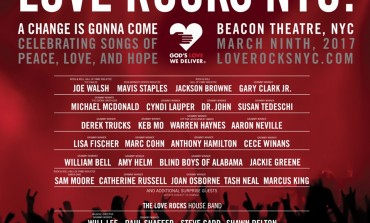 Love Rocks NYC! (a Benefit Concert) @ Beacon Theatre 3/9