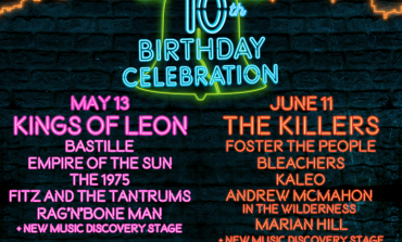 Radio 104.5 10th Birthday Celebration Concert @ BB&T Pavilion 5/13 and 6/11