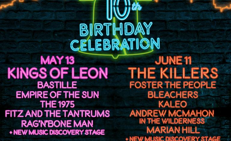 104 5 Birthday Show 2020.Radio 104 5 10th Birthday Celebration Concert Bb T
