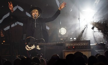 Beck Gets Colorful At the Hollywood Bowl