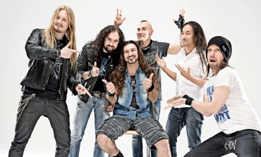 DragonForce Announces New Album Reaching Into Infinity for May 2017 Release