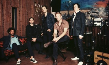 Queens of the Stone Age Tease New Album with In-Studio Posts