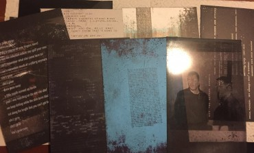 "Unboxing The Nine Inch Nails ""Physical Component"" for Not The Actual Events"