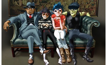 "Gorillaz Get Funky in the Club in New Video for ""Strobelite"""
