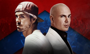 Enrique Iglesias, Pitbull & CNCO @Oracle Arena (10/28)