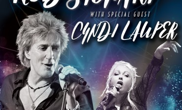 ROD STEWART w CYNDI LAUPER @ The Seminole Hard Rock Hotel & Casino 7/6