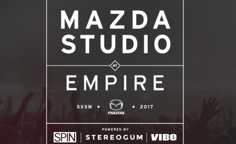 Mazda Studio SXSW 2017 Day/Night Parties Announced