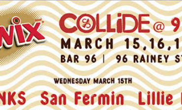 Collide at Bar 96 Presented by Twix SXSW 2017 Party Announced