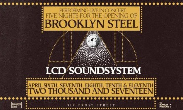 LCD Soundsystem Playing 5 Shows to Open Brooklyn Steel