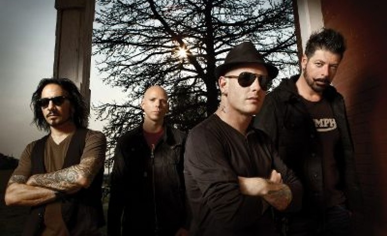 WATCH: Stone Sour Reveal New Album Hydrograd Will Be Released June 2017