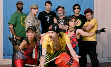 Gogol Bordello @ Liberty Belle (ACLU Benefit) 4/6