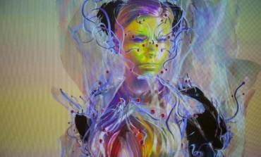Björk Digital Exhibition @ The Walt Disney Concert Hall 5/19 - 6/4