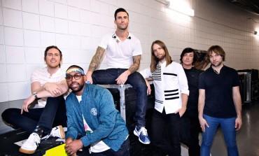 Maroon 5 @ BottleRock Napa Valley 5/26