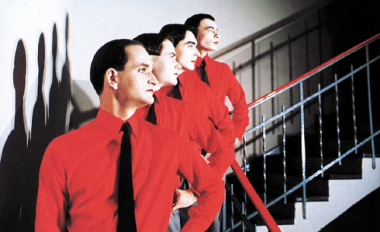 Kraftwerk Announce New 3D Concert Film 3-D The Catalogue and Live Album for May 2017 Release