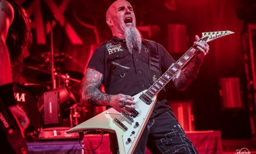 Scott Ian, Charlie Benante and Dan Lilker Perform Stormtroopers of Death Songs from Quarantine