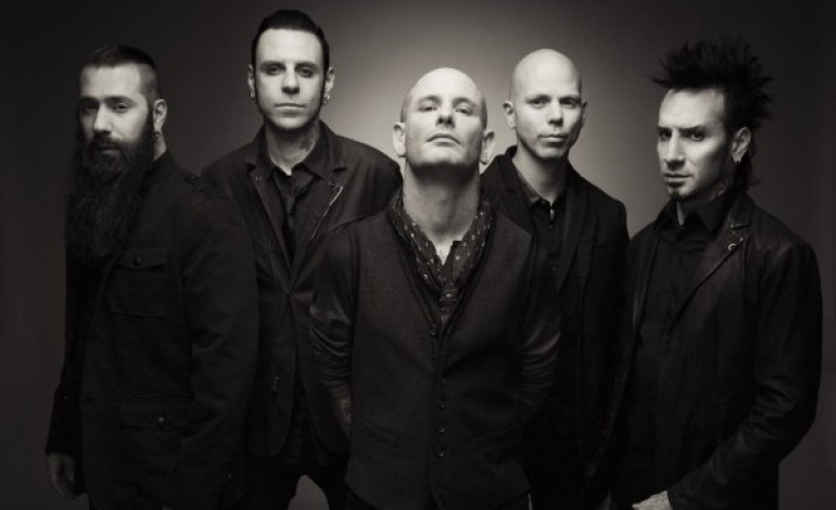"Stone Sour Shares Concert Footage in ""Knievel Has Landed"" Music Video"
