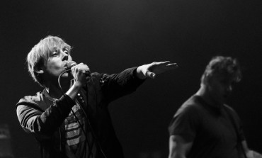 Geoff Rickly of Thursday Announces ACLU Benefit Show in New York City