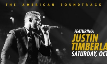Justin Timberlake @ Circuit of The Americas 10/21