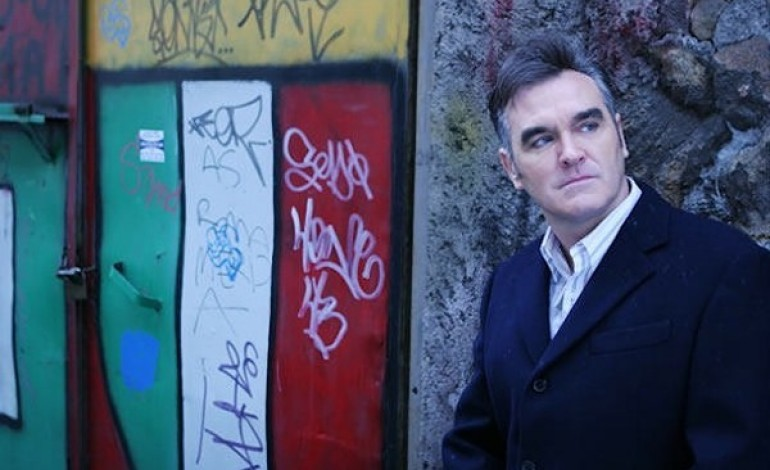 Morrissey Ends Tucson, AZ Show Prematurely After Losing His Voice
