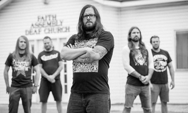 The Black Dahlia Murder Post Studio Update and Tease New Music