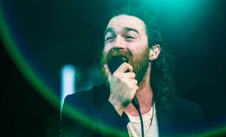 Nick Murphy at the Shrine Expo Hall, Los Angeles