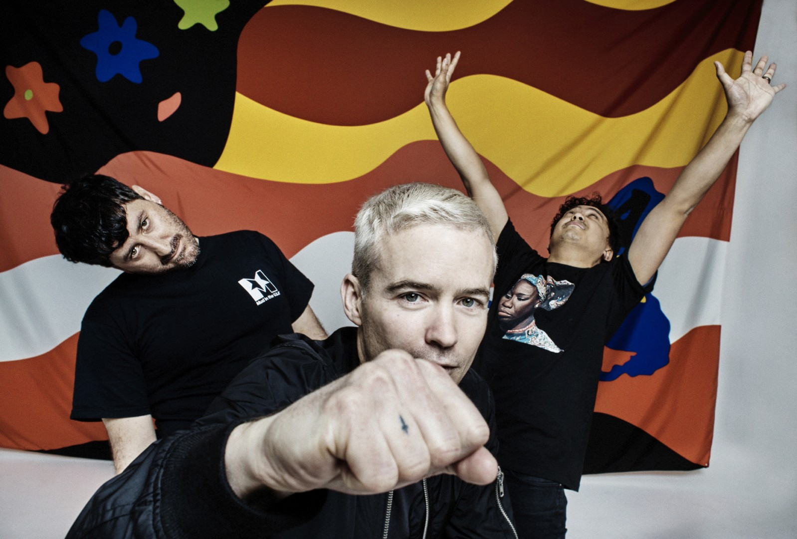 The Avalanches Tease They're Mixing LP3 with Instagram Post Tagging JPEGMAFIA, Dhani Harrison Cornelius and More