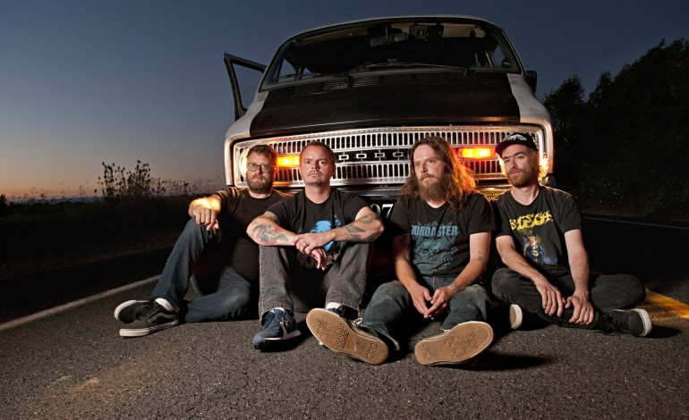 """Red Fang Releases New Video For """"Cut It Short"""" and Announce Summer 2017 Tour Dates"""
