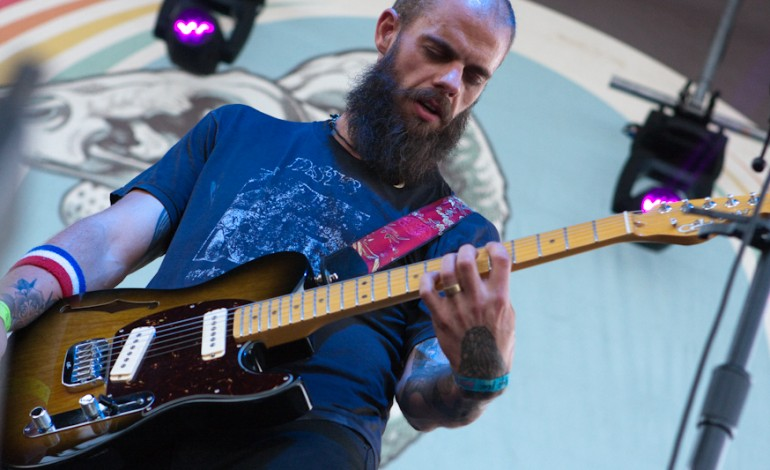 "Baroness Releases New Hard Hitting Single ""Throw Me An Anchor"""