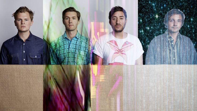 """Grizzly Bear Announce Fall 2017 Tour Dates and Release New Video for """"Four Cypresses"""""""