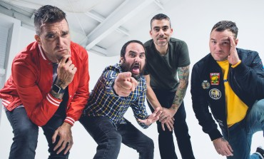 New Found Glory @ The Catalyst 11/24