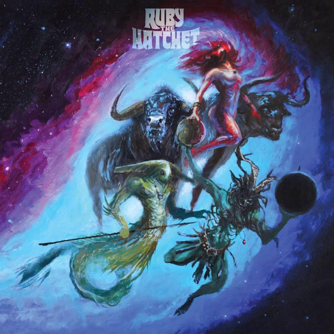 Ruby The Hatchet Release Organ Driven New Song Quot Killer