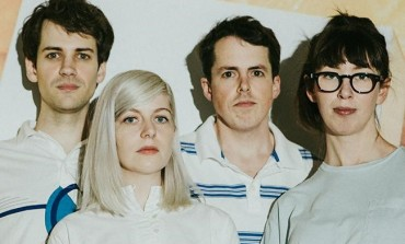"Alvvays Releases Catchy Bouncy New Song ""Plimsoll Punks"""