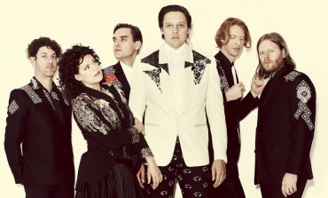 Arcade Fire @ Oracle Arena 10/17