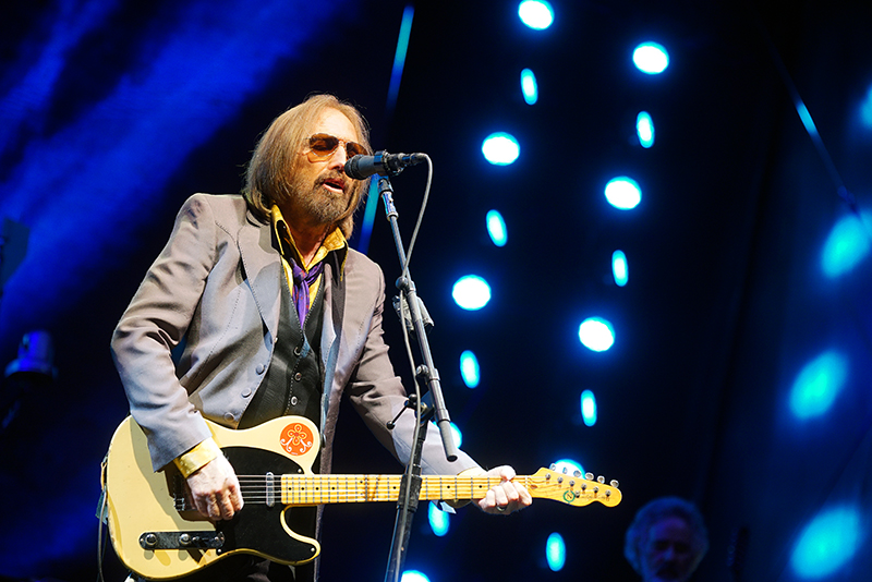 Coroner Says Tom Petty Died From an Accidental Opioid Overdose