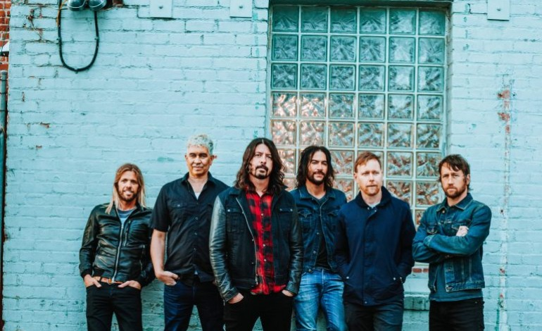 """Foo Fighters Release Justin Timberlake Featured New Song """"Make It Right"""""""