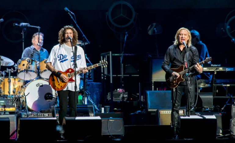 David Crosby and Joe Walsh To Headline Kent State University Benefit Concert