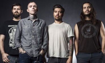"Converge Return with New 7"" Featuring Blistering New Songs ""Eve"" and ""I Can Tell You About Pain"""