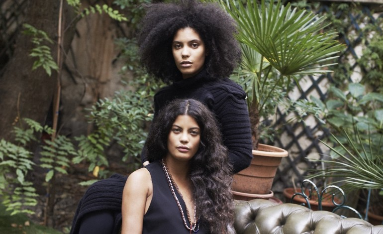 "Ibeyi Releases Raw, Mystical and Minimal New Song ""Away Away"""