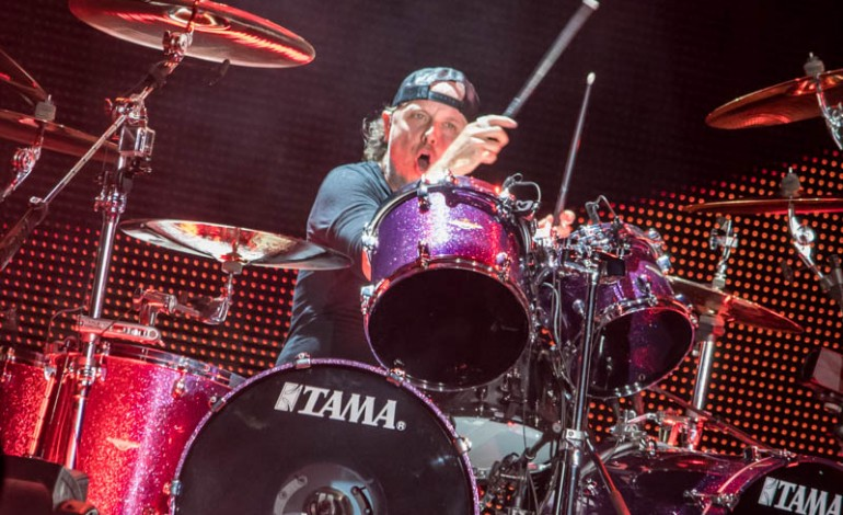 Lars Ulrich of Metallica Surprises Juanes at Latin GRAMMY Awards to Present Person of the Year Award