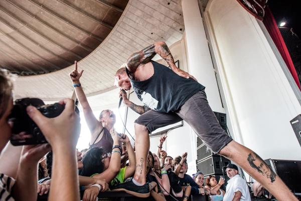Vans Warped Tour Holmdel 2017- The White Noise-4