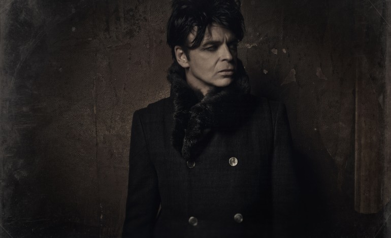 "Gary Numan Releases Ominous New Song ""And It All Began With You"""
