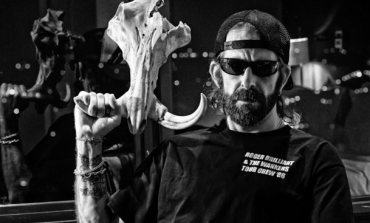 Randy Blythe of Metal Legends Lamb of God Calls President Donald Trump an Infuriated Orange Bowl of Sherbert