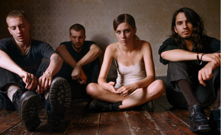 "Wolf Alice Releases New Video for ""Yuk Foo"" Playing In A Creepy Abandon Building"