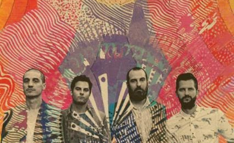 "Mutemath Releases Trippy Instrumental New Song ""Stroll On"""